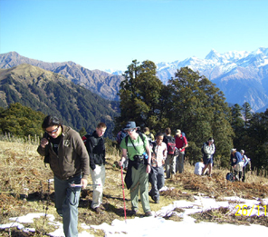 Trekking Expeditions in India