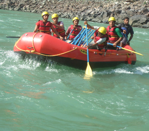 River Rafting Expeditions India