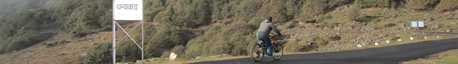 Mountain Biking Expeditions India