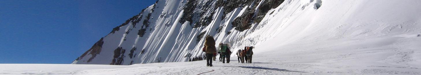 Kalindikhal Trekking Expeditions