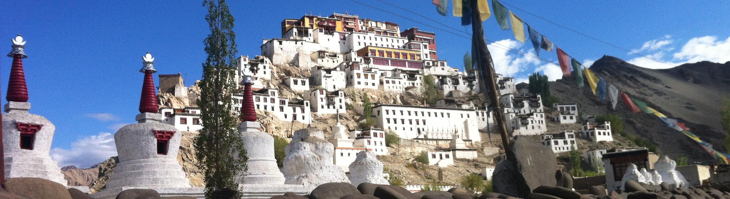 Ladakh Monastery Jeep Safari Tour