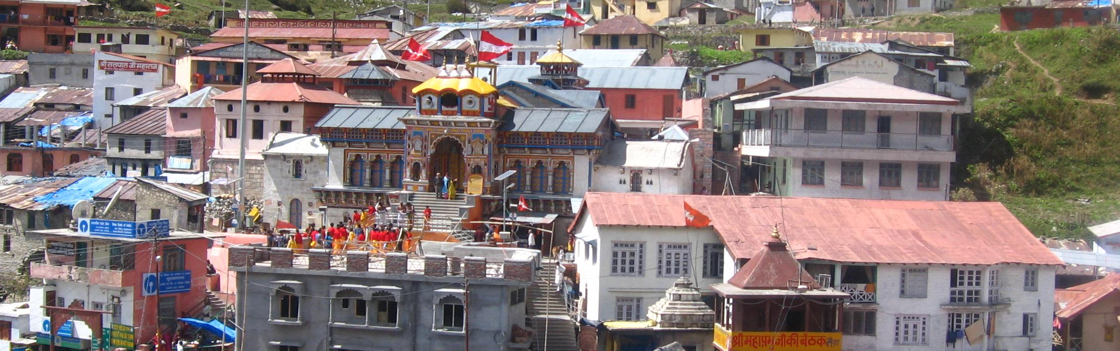 Garhwal Chardham Jeep Safari Tour