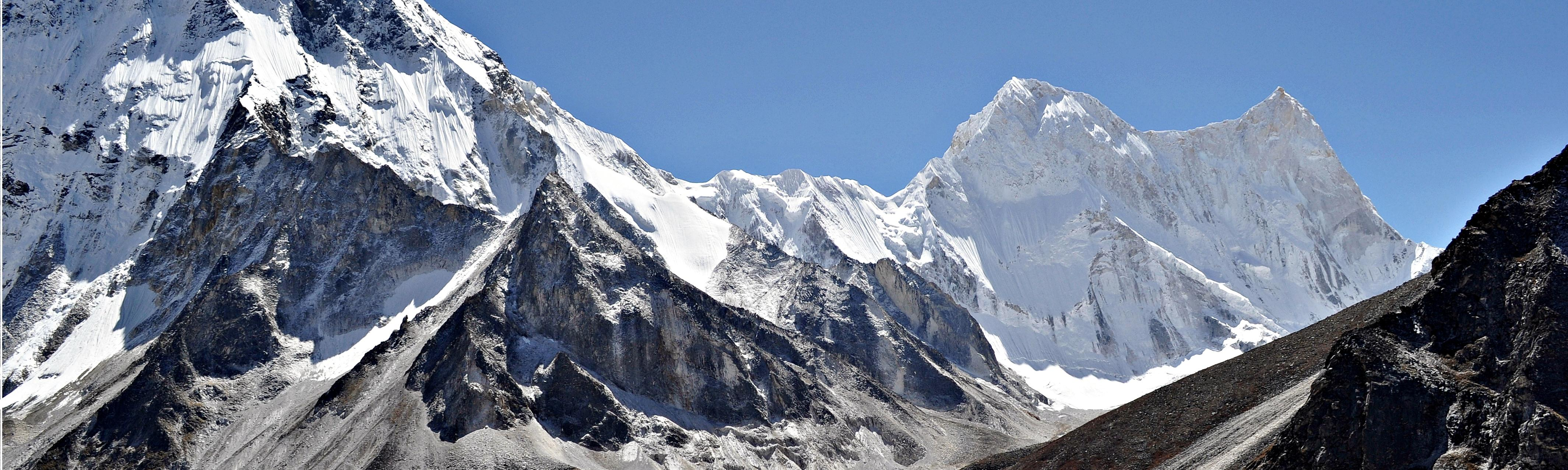 Mt. Changabang Peak Expeditions in India