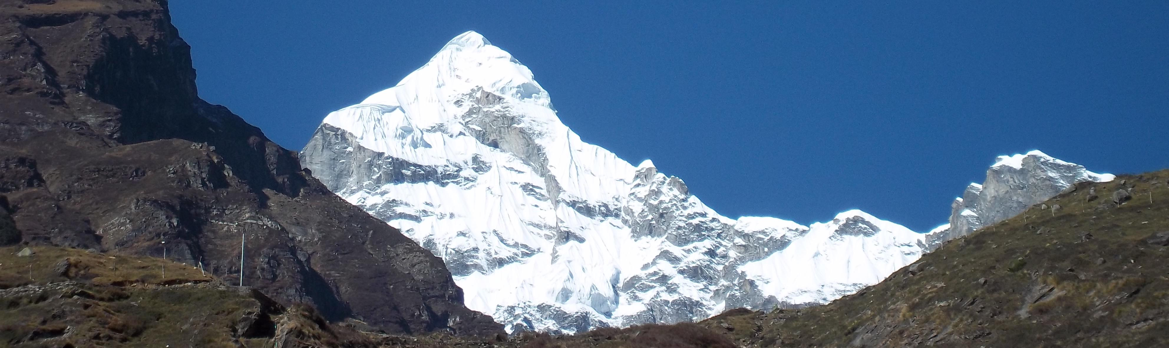 Mt Neelkanth Peak Expedition