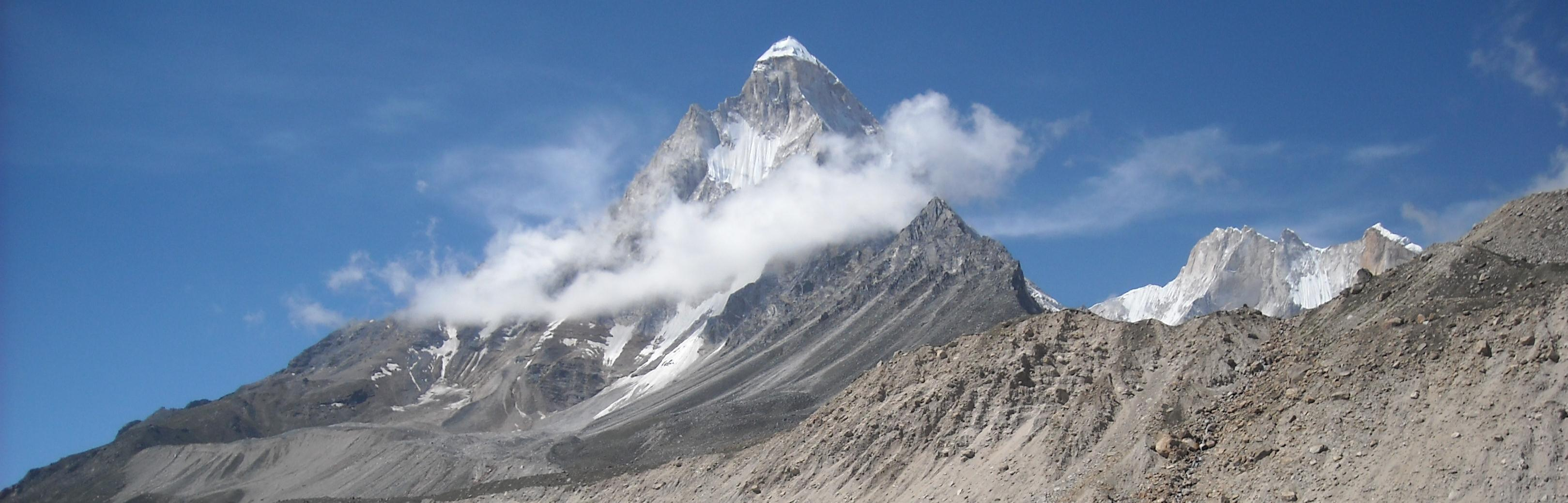Mt Shivling Peak Climbing Expedition