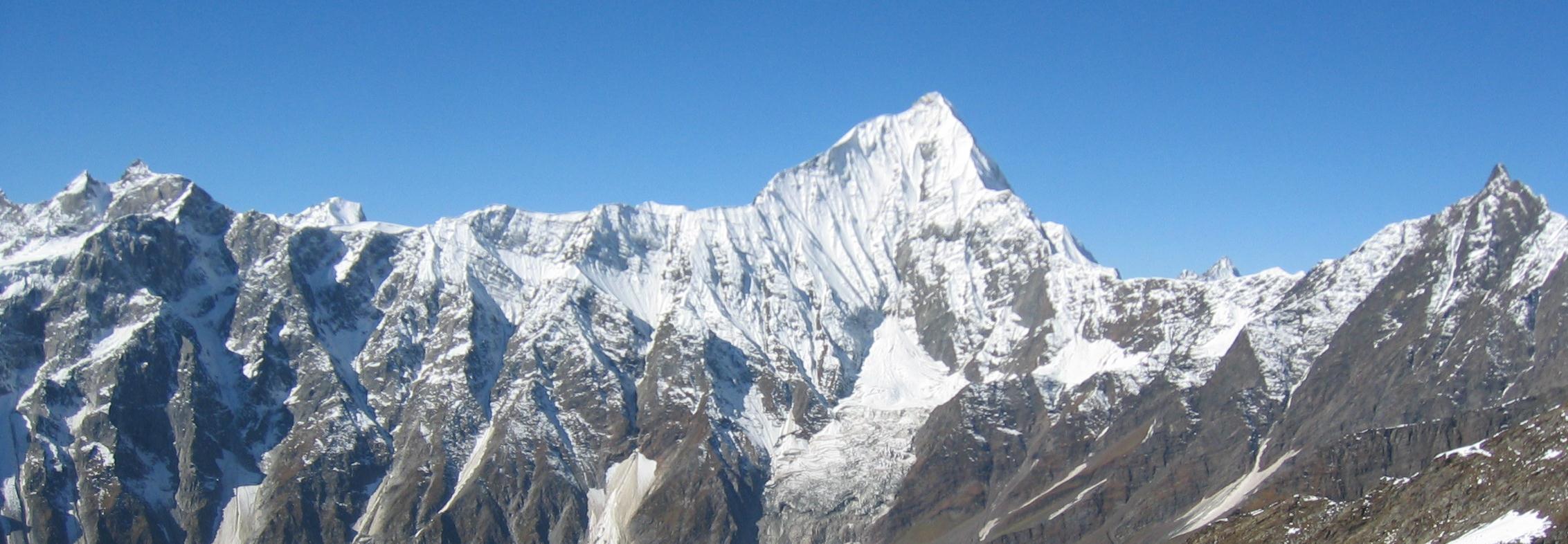 Mount Hanuman Tibba Climbing