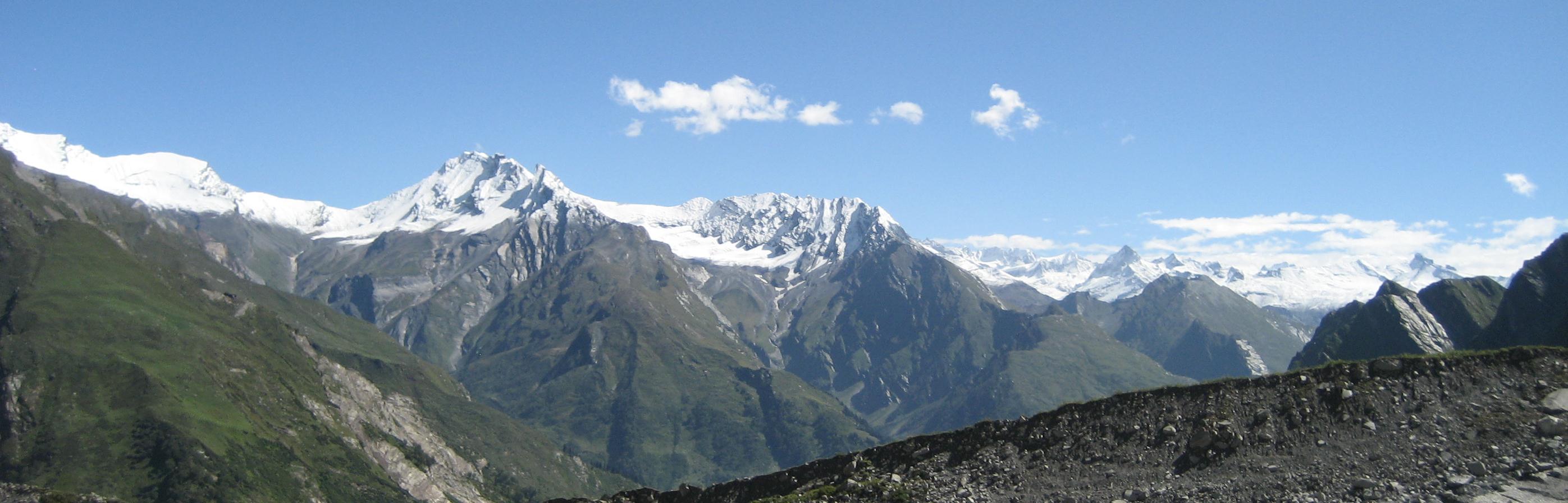 Mount Ladakhi Peak Expedition Manali
