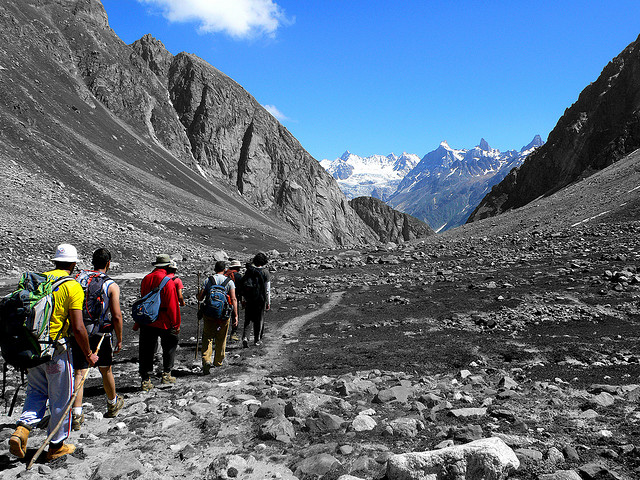 Hampta Pass Trekking