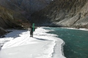 Frozen River Trek in Ladakh
