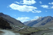 Tabo to Kaza Sightseeing