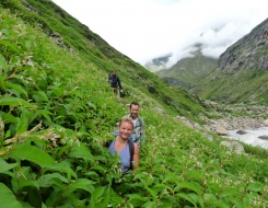 Trekking around Pin Parvati Valley