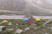 Bagni Base Camp Sightseeing