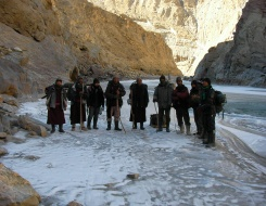 Frozen River Trek Ladakh