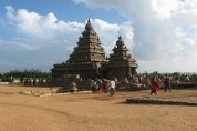 Mahabalipuram/Tiruvannamalai/Pondicherry Sightseeing