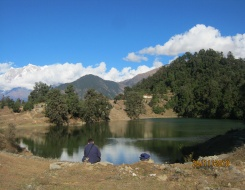 Camping Holidays in Chopta