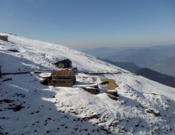 Chopta Chandrashila winter tour