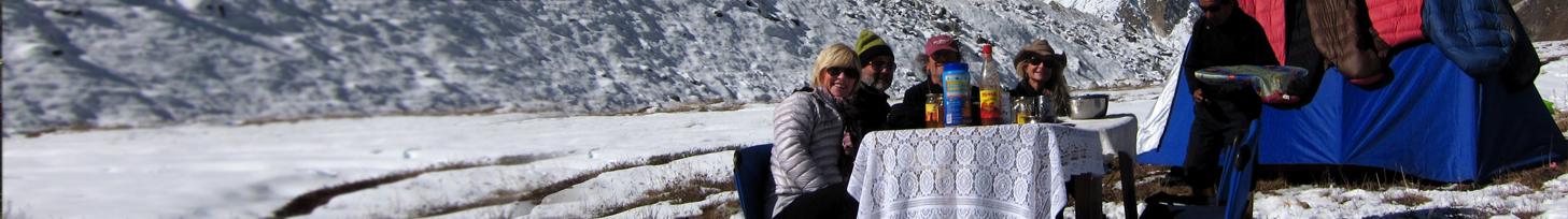 Trekking in Sikkim Himalaya
