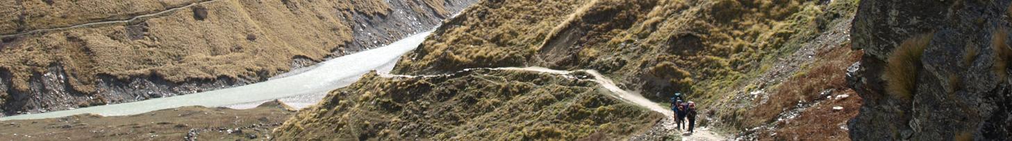 Trekking in Kumaon